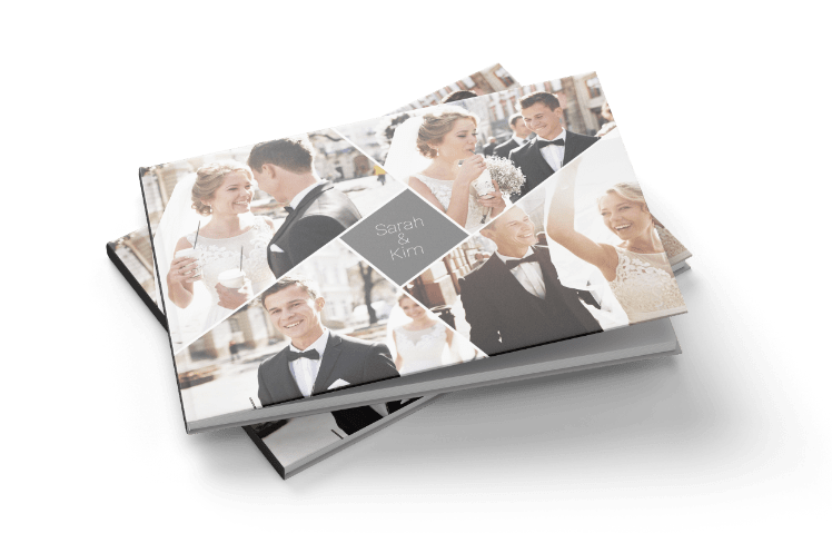 Wedbox photo book