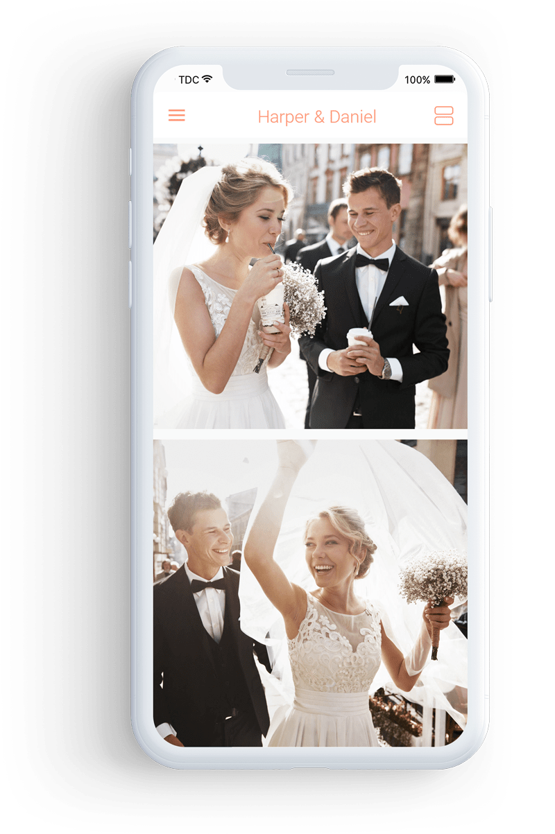 wedding photo app